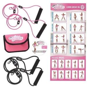 Body By Jake Gym In Shoe Set Exercise Ab Workout